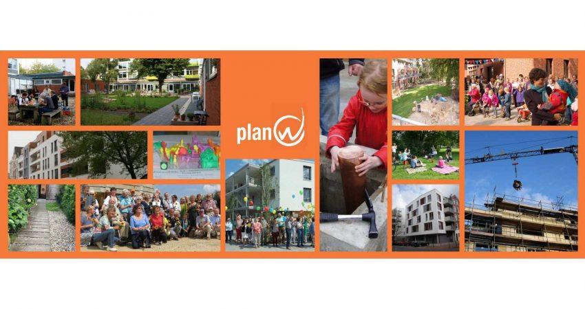 Firmenlogo auf der planW-Webseite